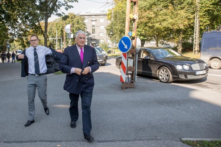 Riigiprokuratuur ei lõpetanud kriminaalmenetlust Kofkini suhtes
