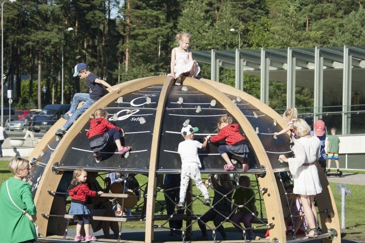 Taasiseseisvumispäeval on Tallinn täis tegevusi