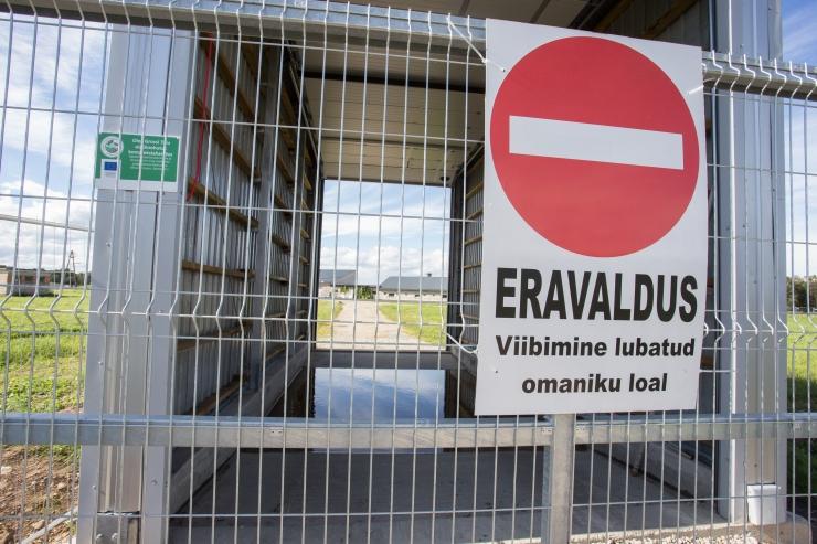 Seapidaja usub Saaremaa katkujuhtumi puhul sabotaaži