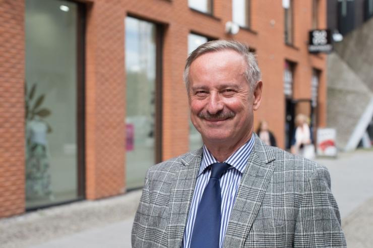 Kallas: populaarsus määraks presidendiks Edgar Savisaare