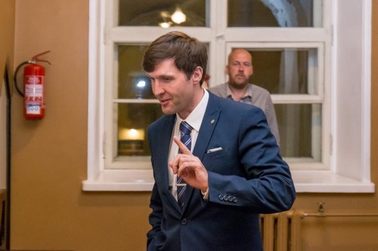 Martin Helme: EKRE on praeguse olukorraga rahul, liigume valijameeste poole