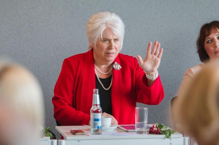 Kaljurand tunnistas pettumust Reformierakonna otsuse üle