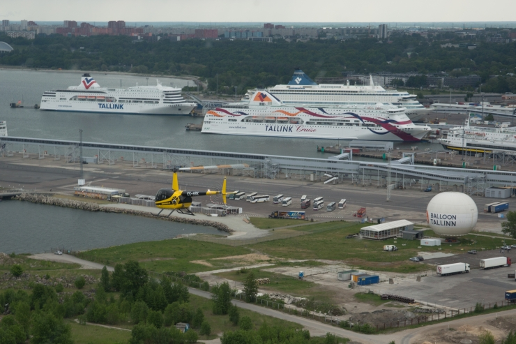 TS Laevad rendib parvlaevad St.Ola, Harilaid ja Hiiumaa