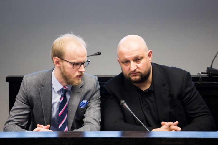 Kaitsja vaidlustas Kenderi psühhiaatriaekspertiisi riigikohtus