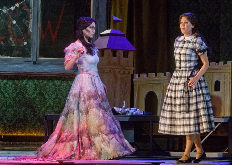 Rahvusooper Estonia peab nädalavahetusel teatrilaata