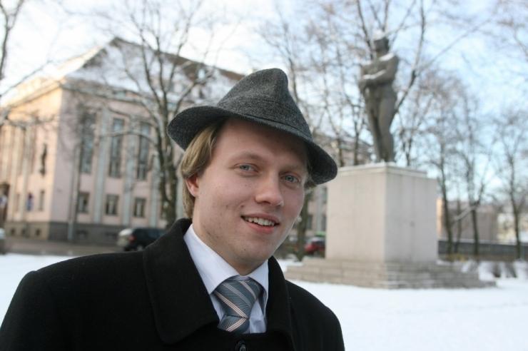 ANDRO ROOS: Eesti maksusüsteem on nagu virtuaalne kartul, süüa ei saa, aga statistiliselt on olemas