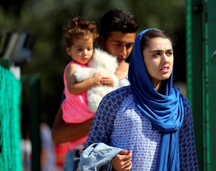 Leetu saabus EL-i kava alusel 20 Süüria põgenikku