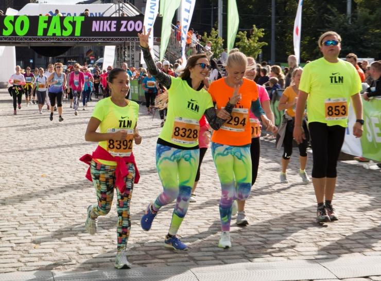 Jooksupidu toob Tallinnas ulatuslikud liikluspiirangud