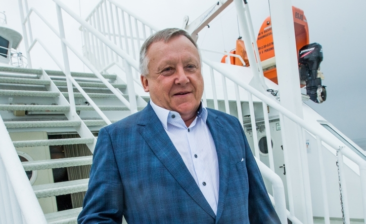 Kas Vjatšeslav Leedolt väljakaubeldava altkäemaksu hüvanguks otsustati ohverdada Saaremaa sild?