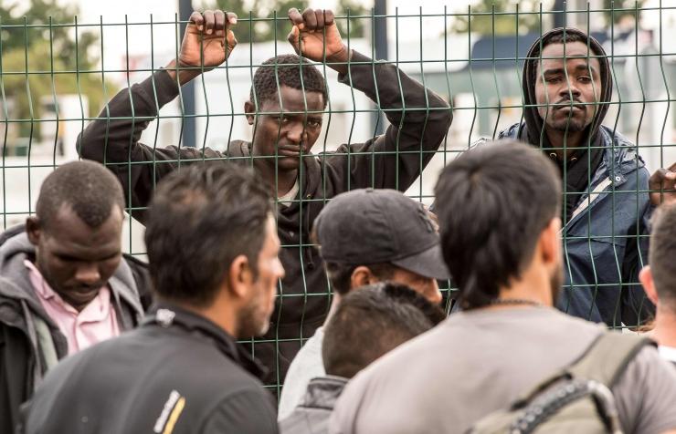ÜRO: EL on tulnud toime vaid 3 protsendi ümberasustamistega