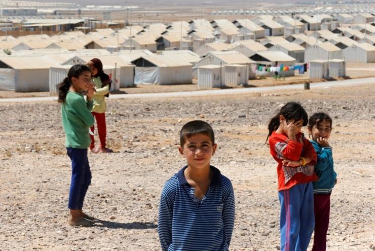 Raport: maailma põgenikud moodustaksid rahvaarvult 21. riigi
