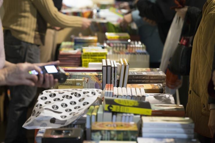 Tule tasuta raamatute laadale Kultuurikatlas
