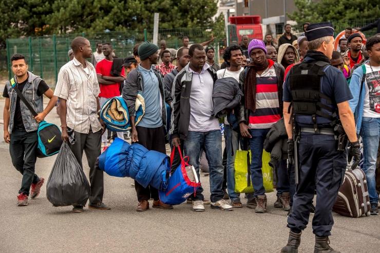 Frontex: migrantide voog Kreeka saartele augustis suurenes