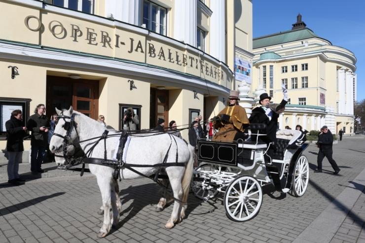 FOTOD! Estonia teater tähistas oma 110. sünnipäeva!