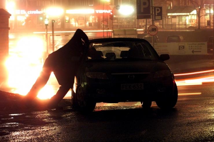 Tähelepanelik mees aitas tabada varastatud auto