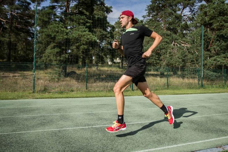 FOTOD! Triatleet Aleksandr Latin peab heategevust spordist lahutamatuks