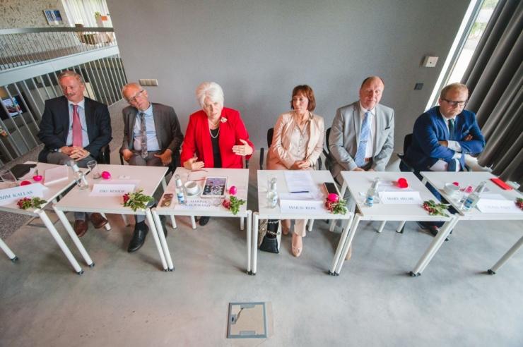 Marina Kaljuranna toetus rahva seas üha tõuseb