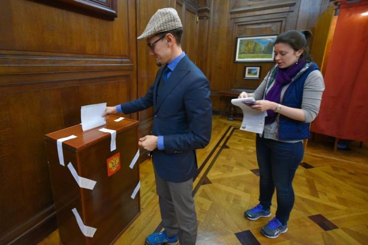 Venemaa tühistas üheksa valimisjaoskonna tulemused peale pettuse ilmsiks tulemist