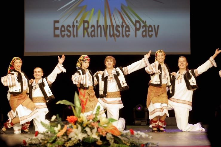 Eesti tähistab rahvuste päeva