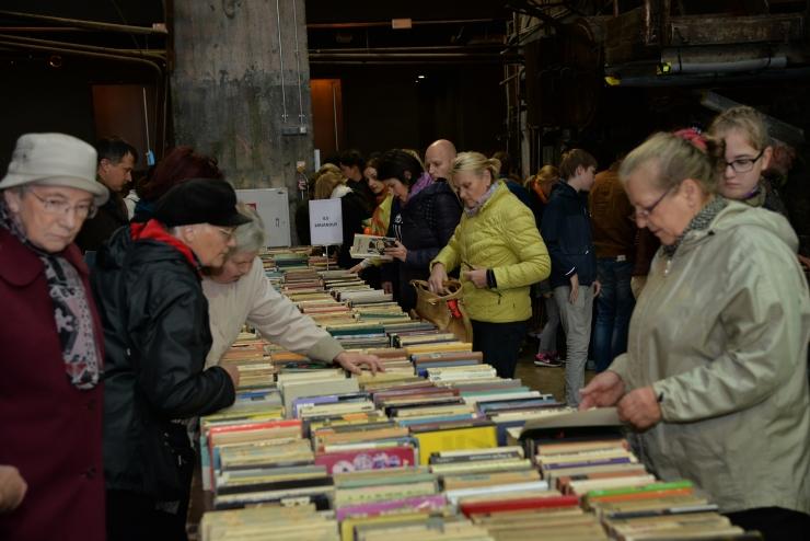 Tasuta raamatute laadal leidis uue kodu ligi 30 000 teost