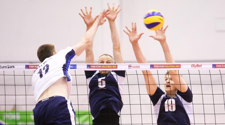 Müügile tulid Läti-Eesti võrkpalli EM-valikmängu piletid