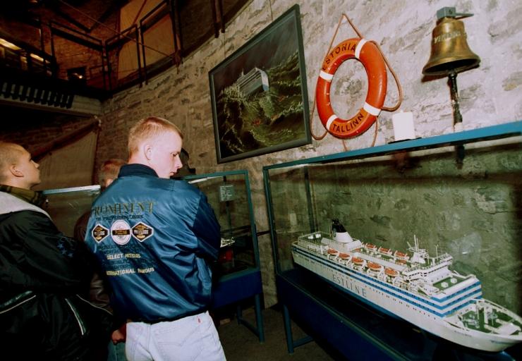 Max Kaur: Estonia laevahuku asjaolud ei saa jääda igavesti saladuseks