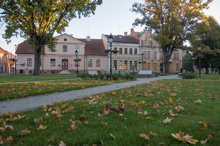 LUGEJA KIRJUTAB: Nimetagem üks Tallinna park Lenderi pargiks!