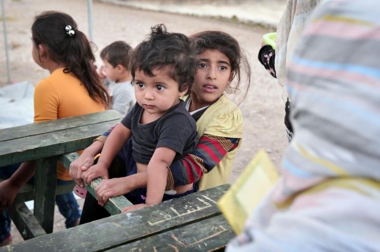 Amnesty: 10 riiki on vastu võtnud 56 protsenti maailma põgenikest