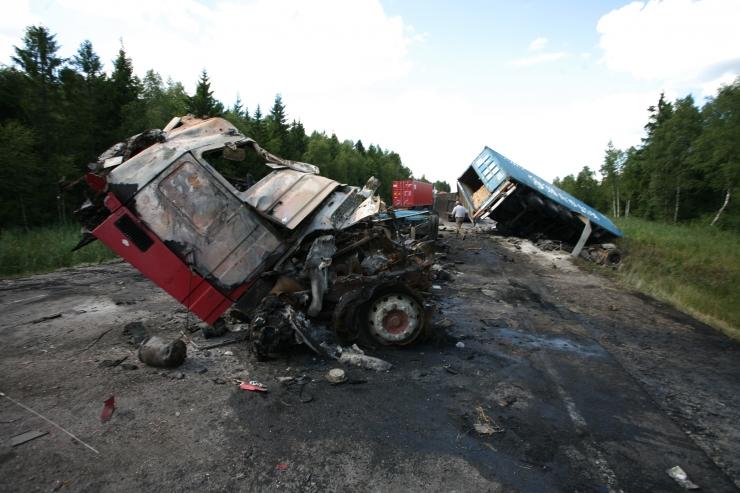 Üheksa kuu jooksul hukkus Eesti teedel 47 inimest