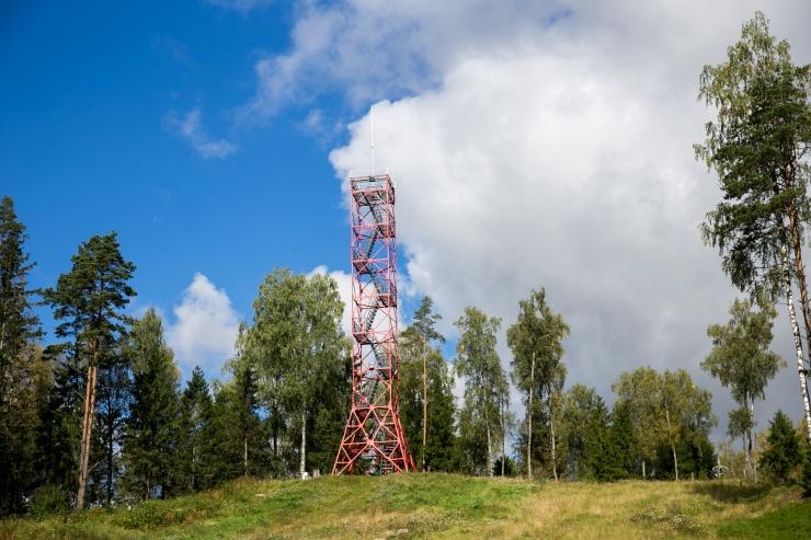 Rõuges avatakse Võrumaa kõrgeim vaatetorn