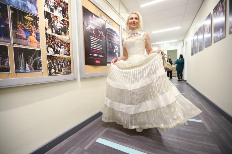 Rahvusooper tähistab talveaia avamise 25. aastapäeva kontserdiga
