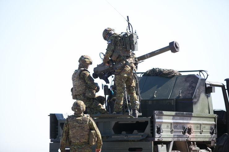 Politoloog: Venemaa püüab Iskandere liigutades USA-le muljet avaldada