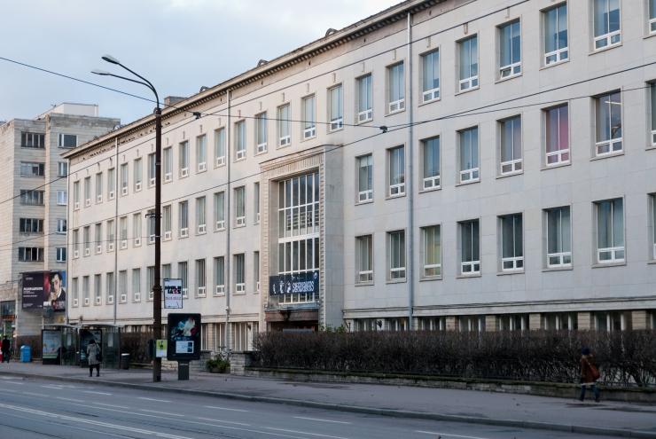Tallinn toetab kinnisvara tasuta loovutamisega ülikooli raamatukogu