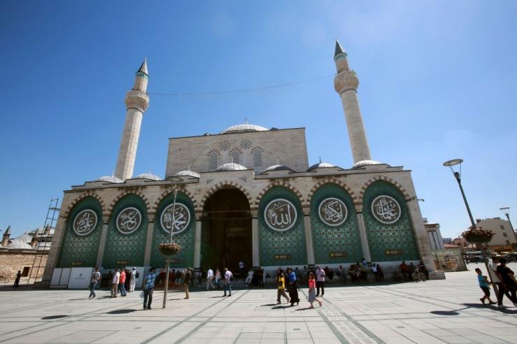 Türgi on valmis rajama eestlaste nõusolekul Eestisse mošeed