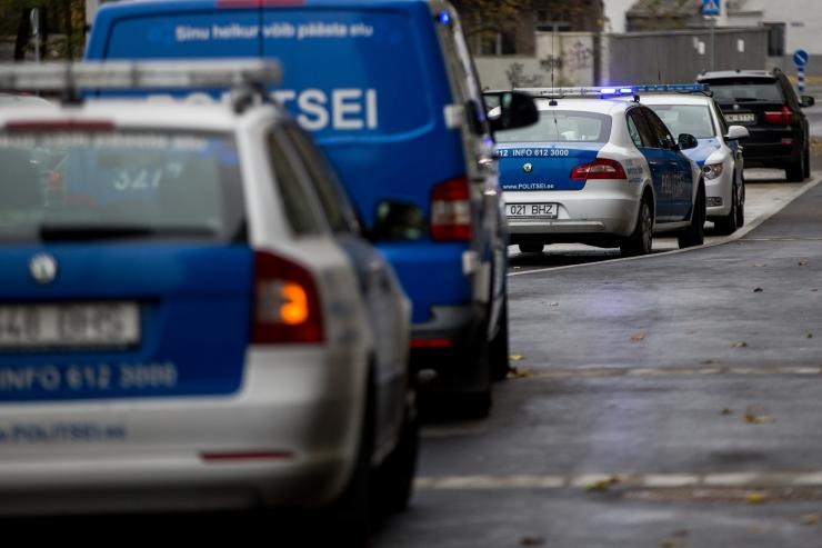 Seitsmes liiklusõnnetuses sai viga seitse inimest