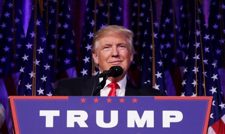 VAATA OTSE: USA 45. president Donald Trump võidukõnes: soovin oma vastaste juhenduse ja abiga ühtse riigi luua