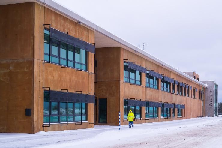 FOTOD! Rae vallas avati uhiuus põhjamaises stiilis Järveküla koolimaja