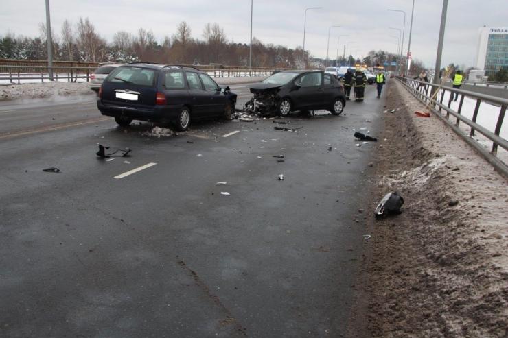 Pärnu liiklusõnnetuse võis põhjustada juhi väsimus