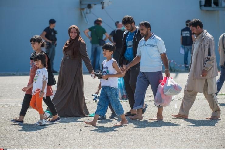 Novembris saabus Eestisse üheksa sõjapõgenikku