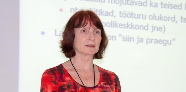 Tartu Ülikooli dotsent Dagmar Kutsar: paljude koolikiusamiste algatajad on õpetajad