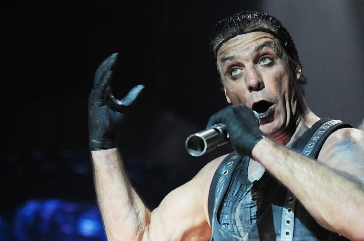 Rammstein esineb juunis taas Tallinnas