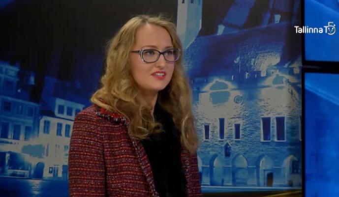 Tallinna linna noortevolikogu valis uue juhatuse