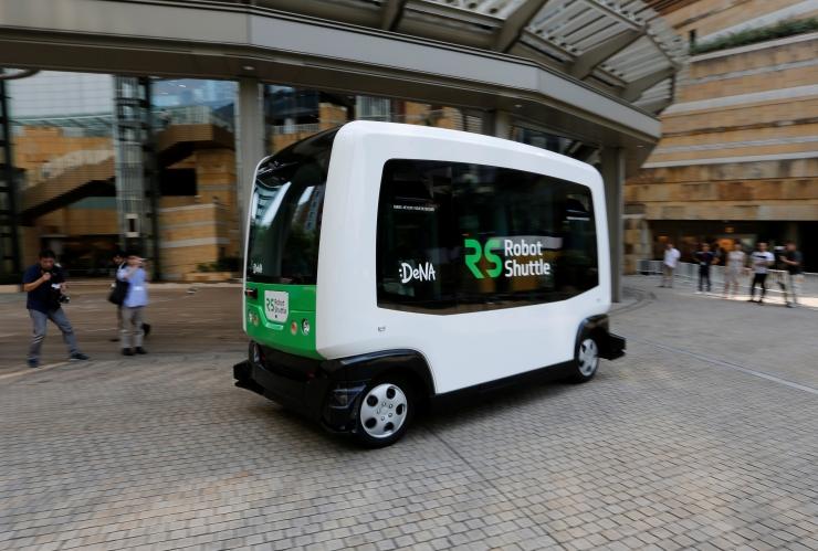 Riik toob järgmise aasta juulis Tallinnas liinile isesõitvad bussid
