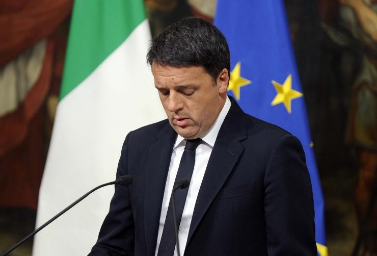 Itaalia rahvas ei nõustunud põhiseaduse muutmisega, peaminister teatas tagasiastumisest