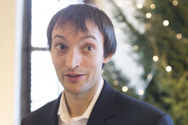 FOTOD! Teatrifestivali korraldaja Paavo Piik: Eesti rahva ülisuur teatrihuvi paneb tegijatele sotsiaalse vastutuse