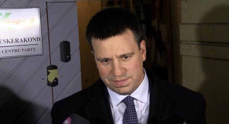 Jüri Ratas: Repinski ametisse jäämise arutamisega jätkab juhatus teisipäeval
