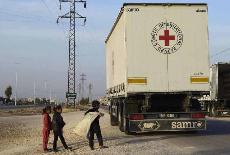 Eesti annab paindlikuks humanitaarabiks 100 000 eurot