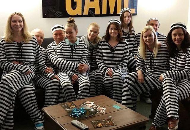 Pärnu vanglas hakatakse põgenemismänge korraldama