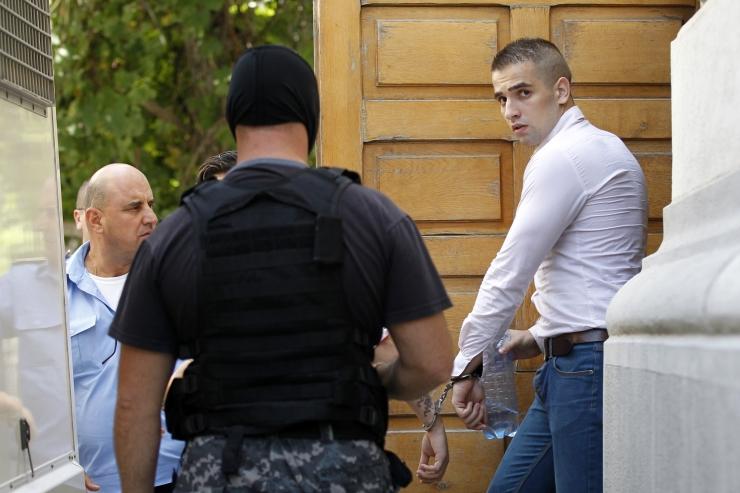 Rotterdami politsei vahistas terroriakti kavandamises kahtlustatu