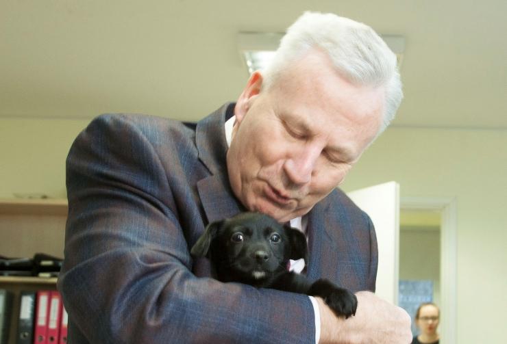 FOTOD! Sarapuu: Tallinna loomade varjupaik on suurte ja väikeste sõprade kohtumispaigaks
